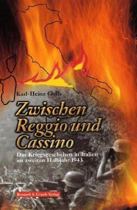 Zwischen Reggio und Cassino als Buch