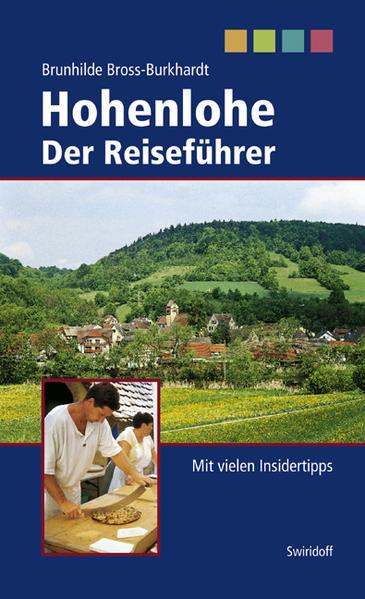 Hohenlohe. Der Reiseführer als Buch