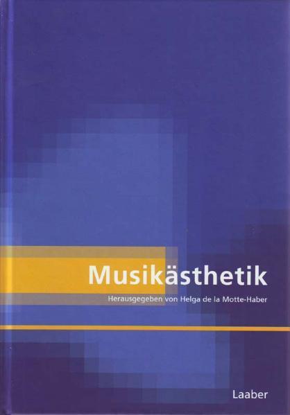 Musikästhetik als Buch