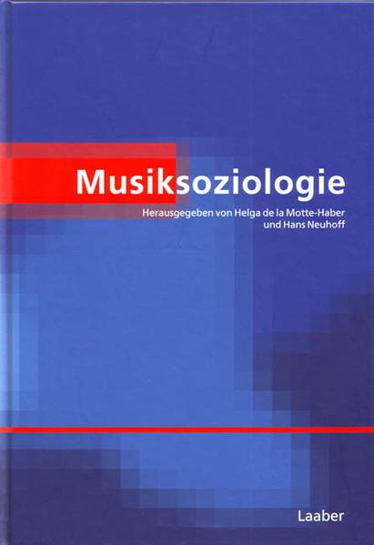 Musiksoziologie als Buch