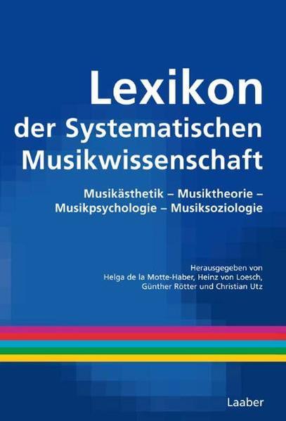 Lexikon der Systematischen Musikwissenschaft als Buch