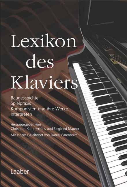 Lexikon des Klaviers als Buch