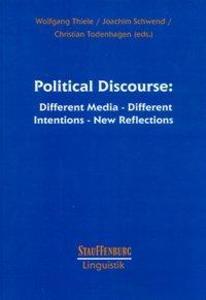Political Discourse als Buch