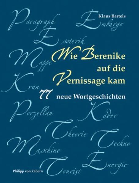 Wie Berenike auf die Vernissage kam als Buch