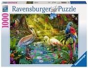 Vogelparadies. Puzzle 1000 Teile
