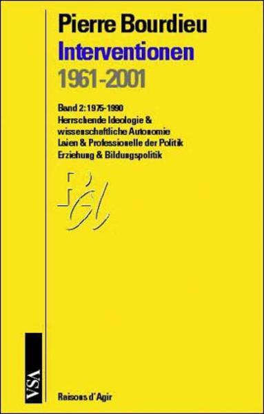 Interventionen 1961 - 2001. Band 3/4 als Buch