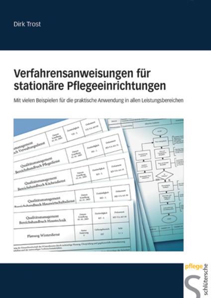 Verfahrensanweisungen für stationäre Pflegeeinrichtungen als Buch