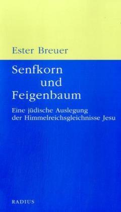 Senfkorn und Feigenbaum als Buch