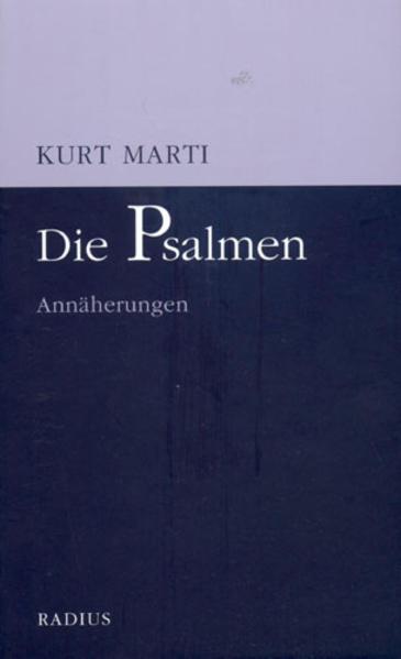 Die Psalmen als Buch