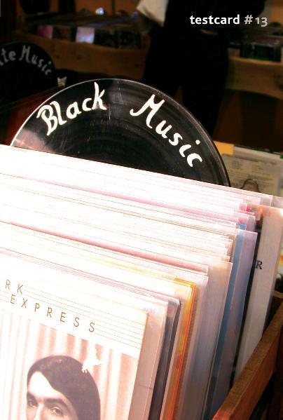 Black Music als Buch von