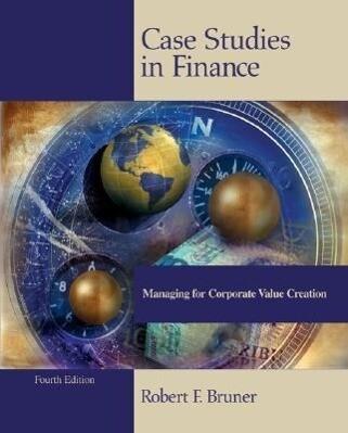 Case Studies in Finance als Buch