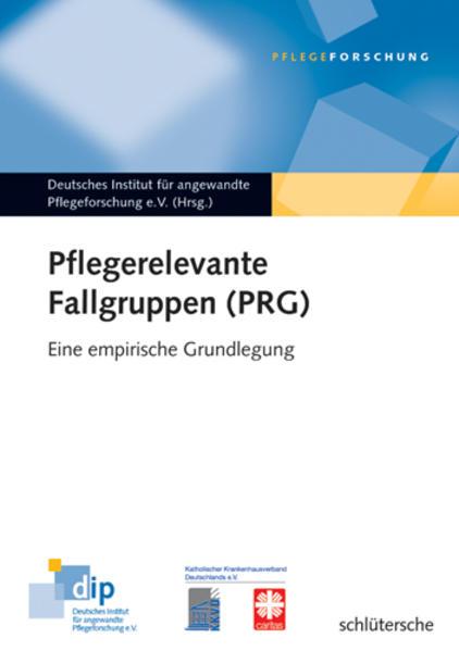 Pflegerelevante Fallgruppen (PRG) als Buch