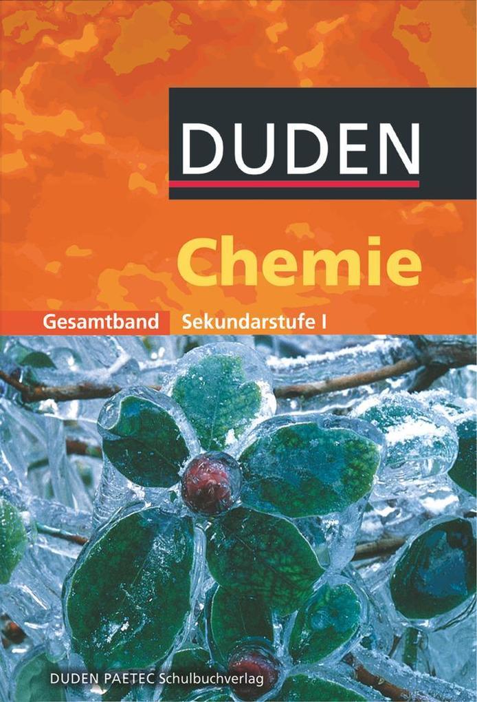 Chemie Gesamtband 1. Sekundarstufe 1 als Buch
