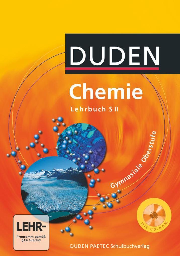 Duden. Chemie Gymnasium mit CD-ROM. Sekundarstufe 2 als Buch