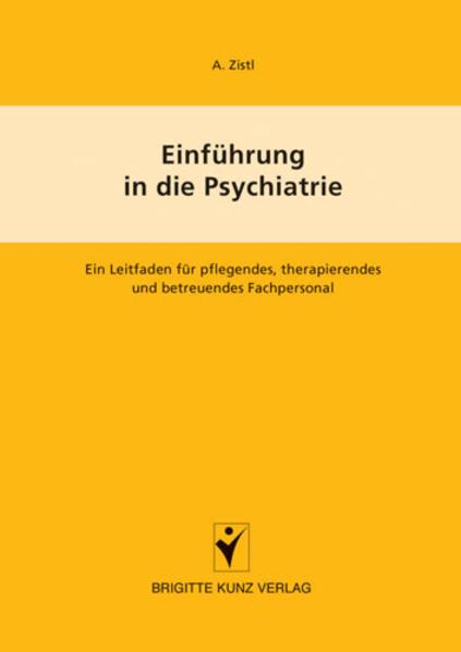 Einführung in die Psychiatrie als Buch