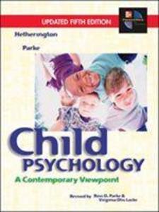 Child Psychology als Buch (kartoniert)