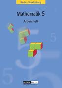 Mathematik 5. Arbeitsheft. Grundschule. Berlin, Brandenburg