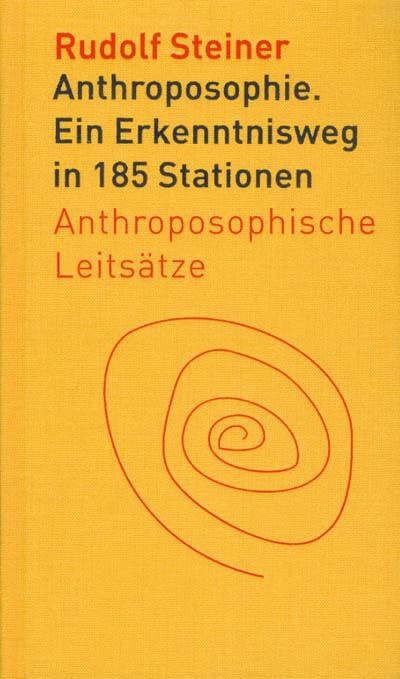 Anthroposophie als Buch (gebunden)