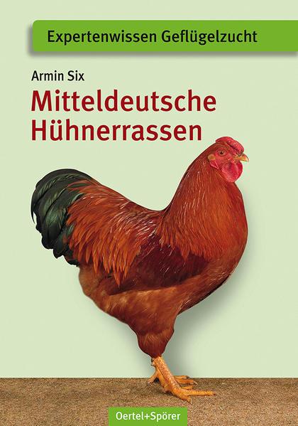 Mitteldeutsche Hühnerrassen als Buch