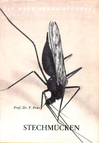 Stechmücken als Buch