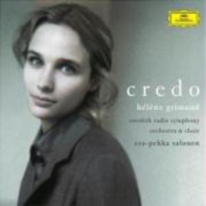 Grimaud Credo als CD