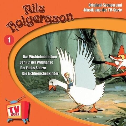 Nils Holgersson,Folge 1 als Hörbuch