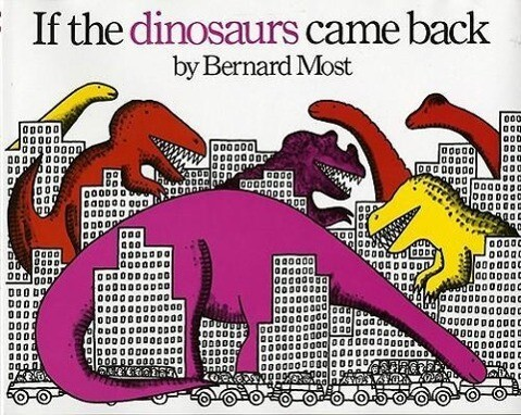 If the Dinosaurs Came Back als Buch
