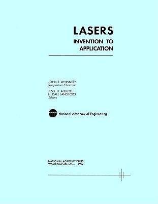 Lasers: Invention to Application als Taschenbuch