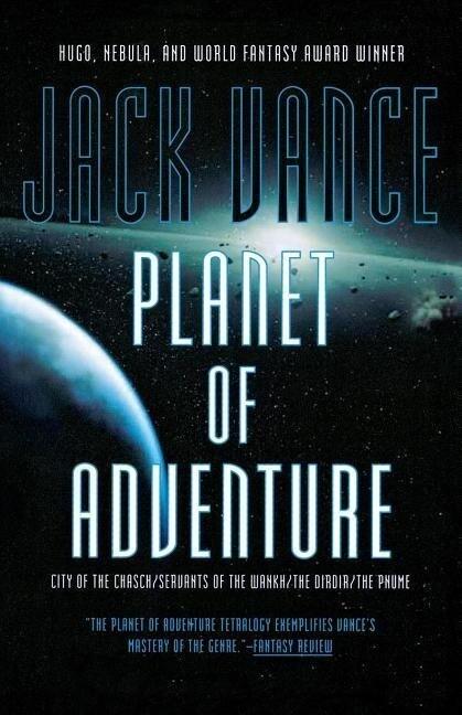 Planet of Adventure als Taschenbuch