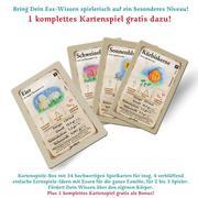 """jeu-d'oeuvre Karten Spiele Box. Das Spiel zum Buch: """"Mit Essen Spielt Man"""""""