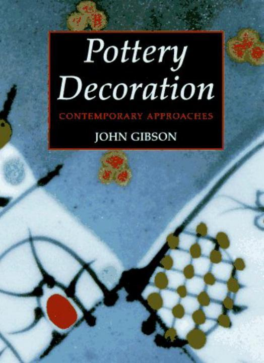 Pottery Decoration: Contemporary Approaches als Buch