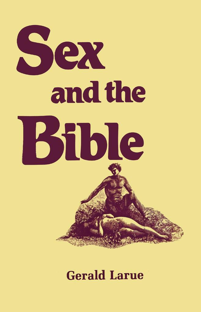 Sex and the Bible als Taschenbuch