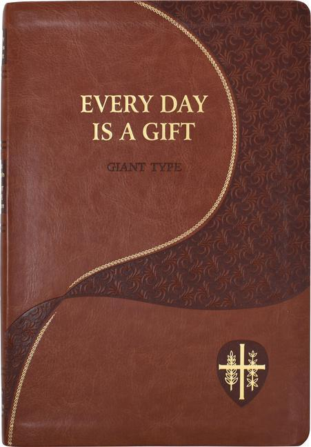 Everyday Is a Gift Giant Type als Buch