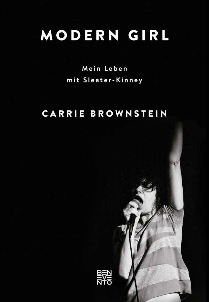 Modern Girl als eBook Download von Carrie Brown...