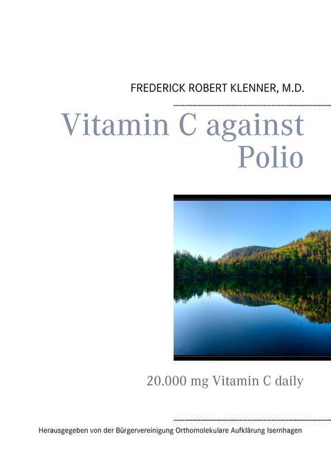 Vitamin C against Polio als Buch