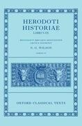 Herodoti Historiae Vol. II: Books V-IX