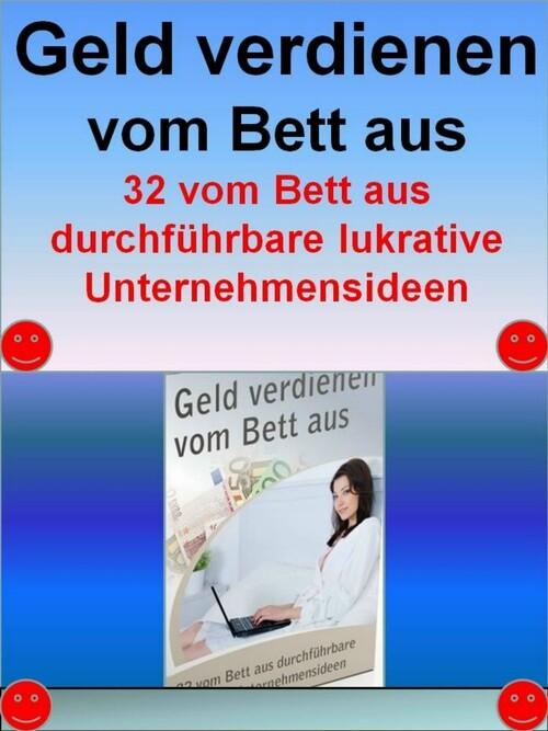 Geld verdienen vom Bett aus als eBook Download ...