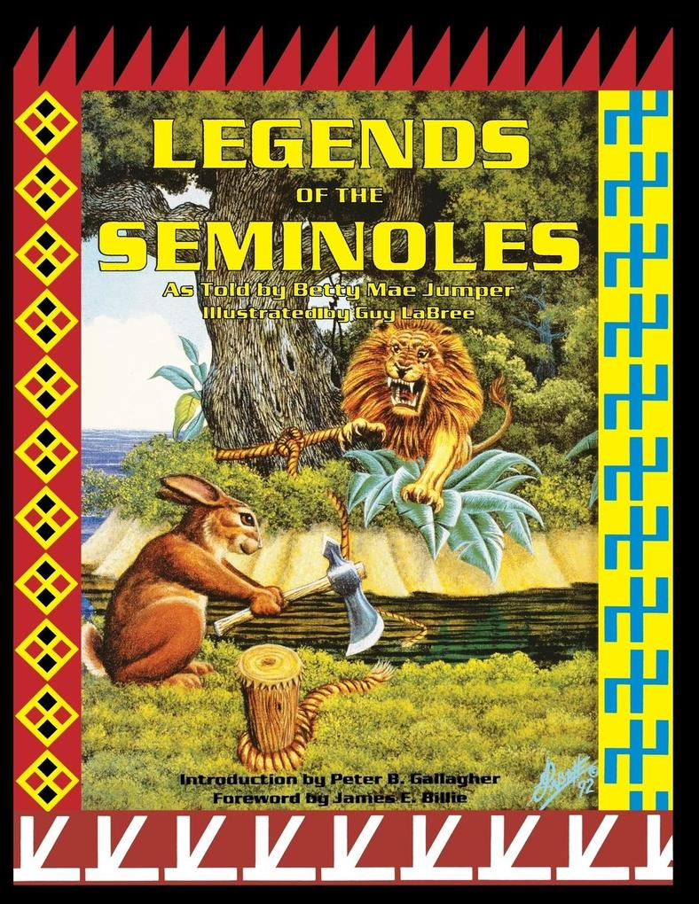 Legends of the Seminoles als Taschenbuch