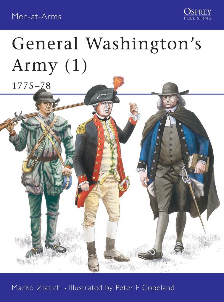 General Washington's Army als Taschenbuch