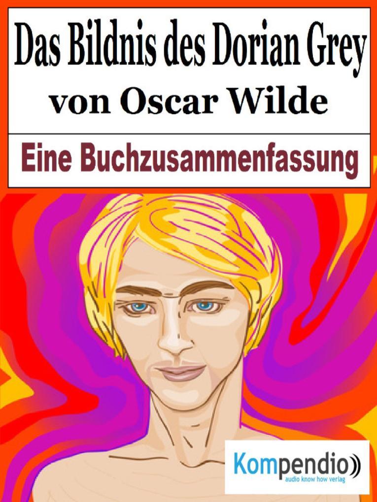Das Bildnis des Dorian Gray von Oscar Wilde als eBook epub