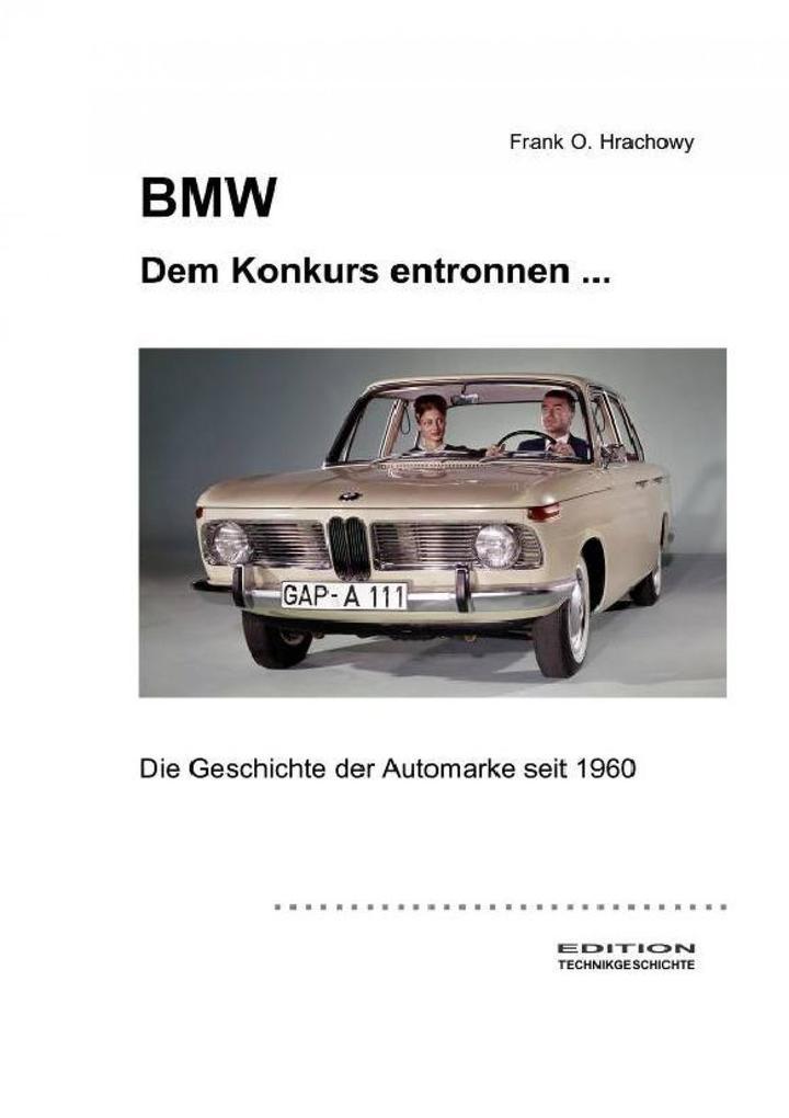 BMW - Dem Konkurs entronnen ... als eBook epub