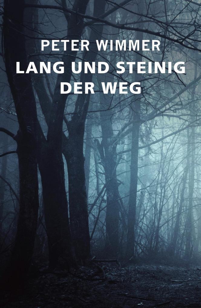 LANG UND STEINIG DER WEG als eBook