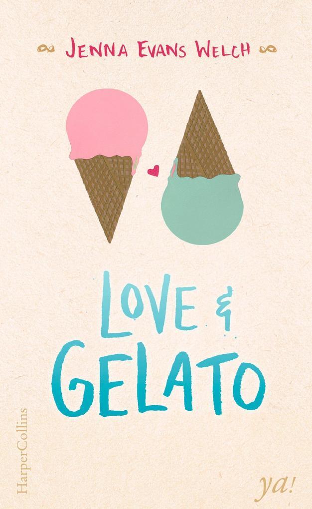 Love & Gelato als Buch
