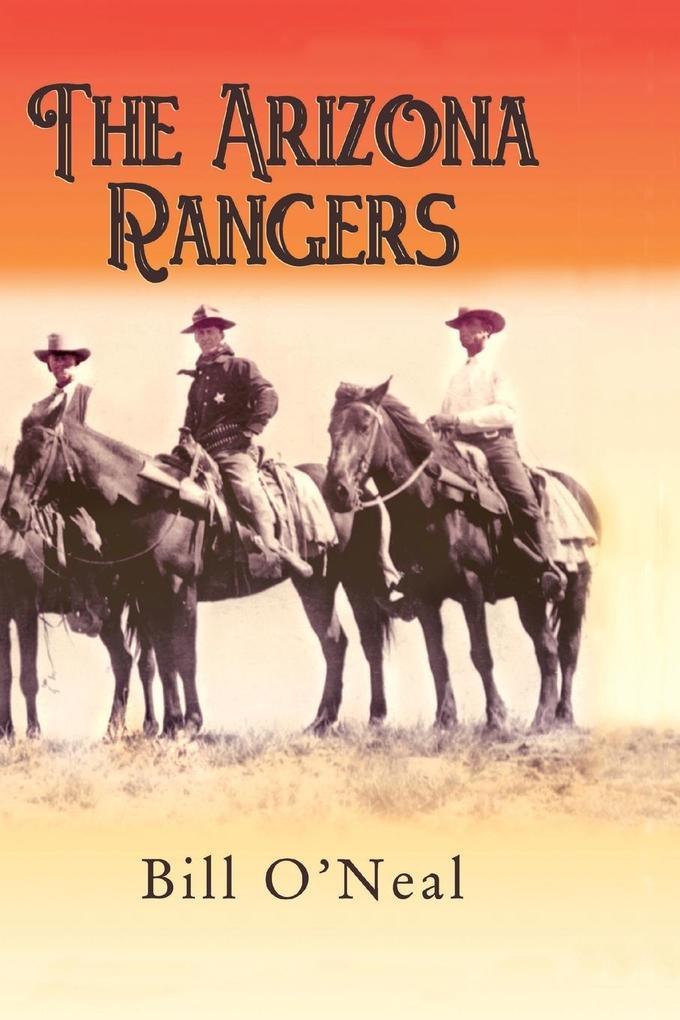 The Arizona Rangers als Buch