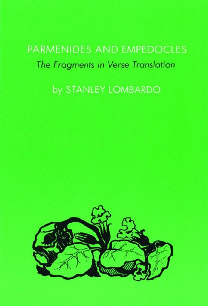 Parmenides and Empedocles als Taschenbuch