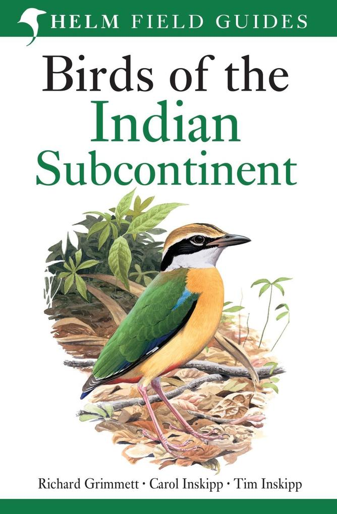 Birds of the Indian Subcontinent als eBook Down...