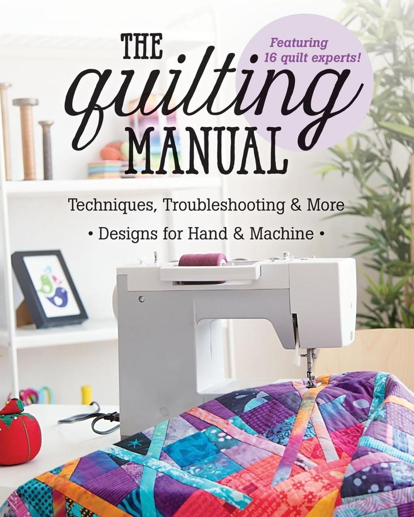 The Quilting Manual als eBook Download von