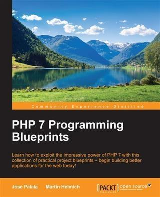PHP 7 Programming Blueprints als eBook Download...