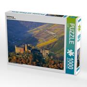 Schönburg 1000 Teile Puzzle quer