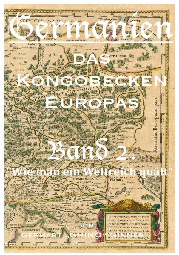 GERMANIEN das Kongobecken Europas Band 2. als Buch (kartoniert)